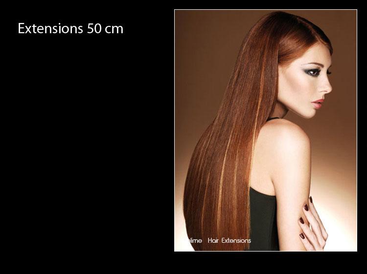longeur extensions 50cm