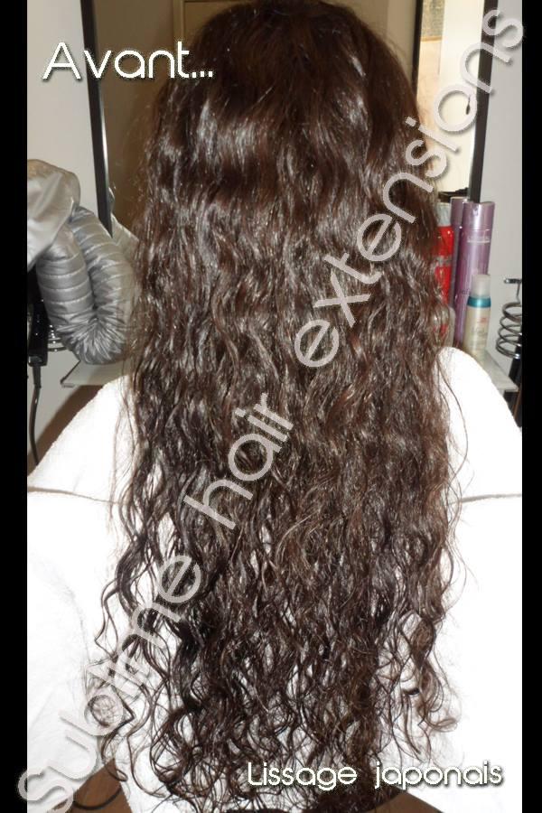 Favori lissage japonais liege Avant Apres | Sublime Hair Extensions Liège SK46