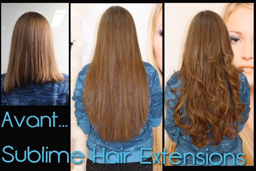 Pose d'extension de cheveux montpellier