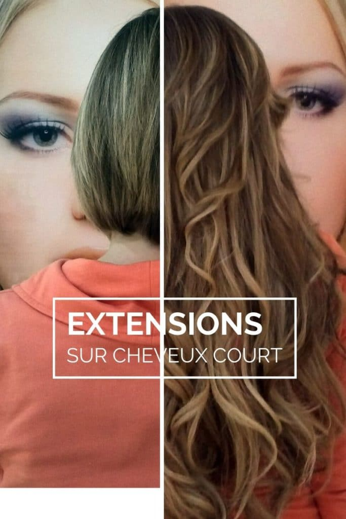 extensions tres court